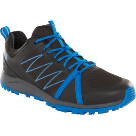 The North Face Litewave Fastpack II Chaussures Homme, tnf black/bomber blue